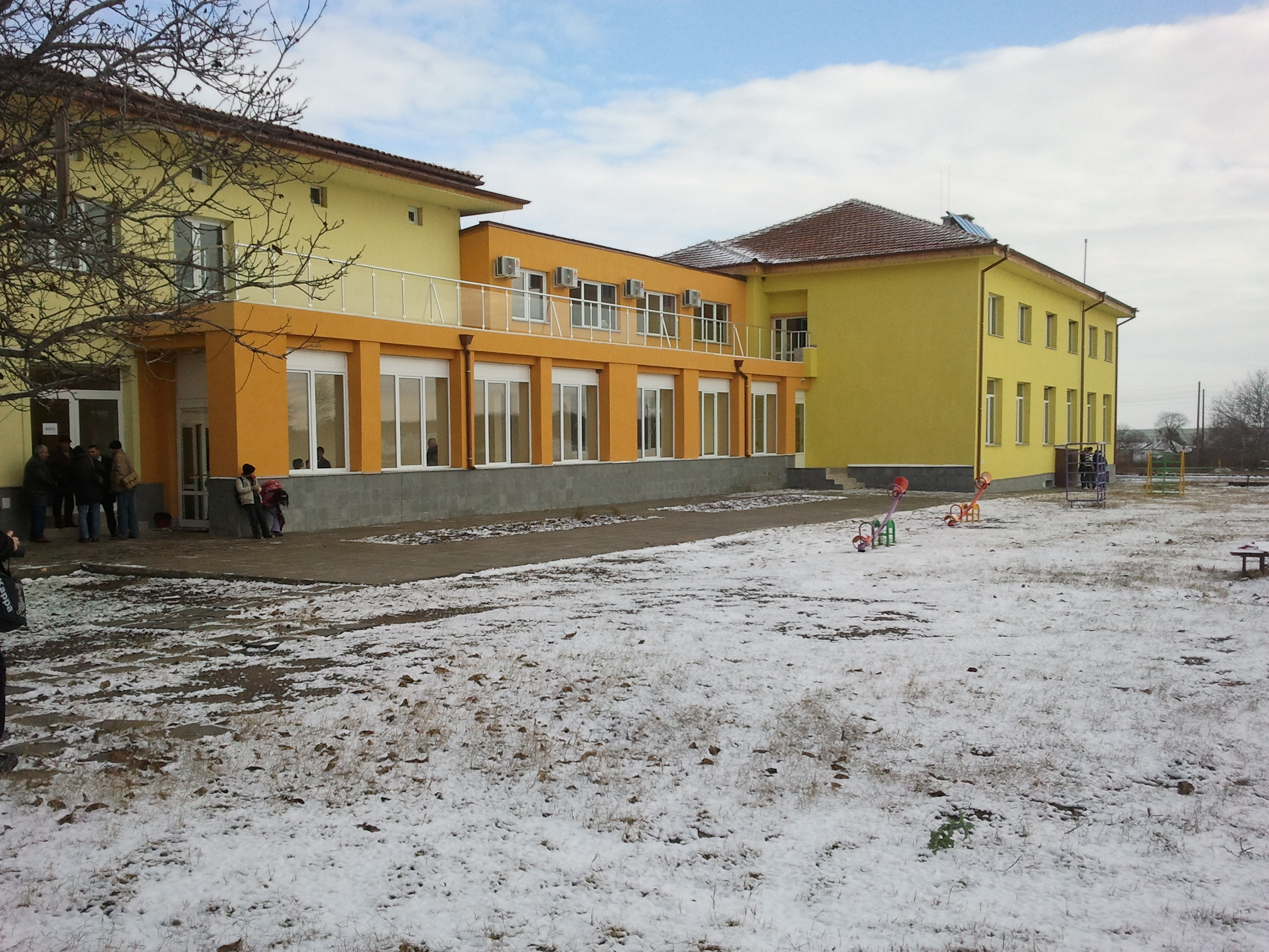 Домът за деца в Тотлебен – обновен и уютен