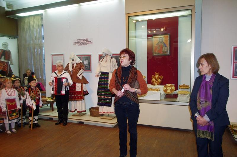 Обредни хлябове и трапези в Историческия музей