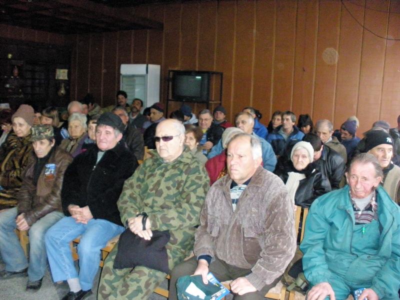 Жителите на Бръшляница са недоволни от РПУ-Пордим