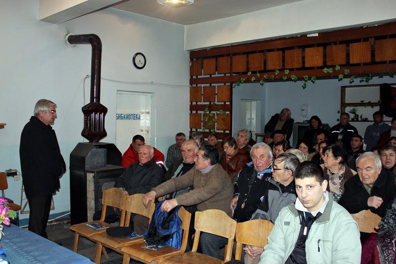 Църквата в Николаево се нуждае от спешен ремонт