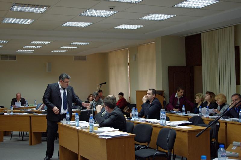 Местният парламент не прие отчета на Общината за бюджет 2012