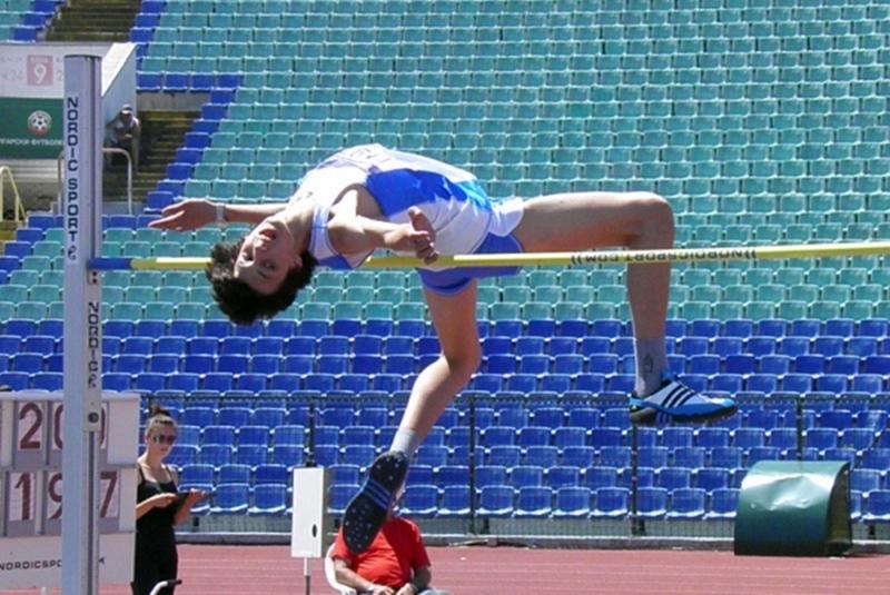 Плевенчанин стана републикански шампион на висок скок