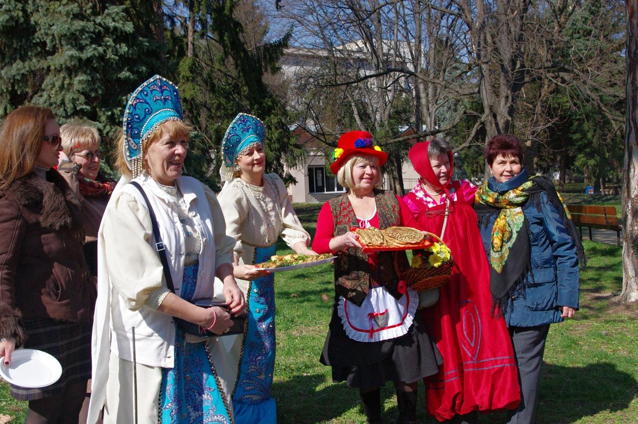 Масленица в Плевен – много настроение, музика и лакомства!