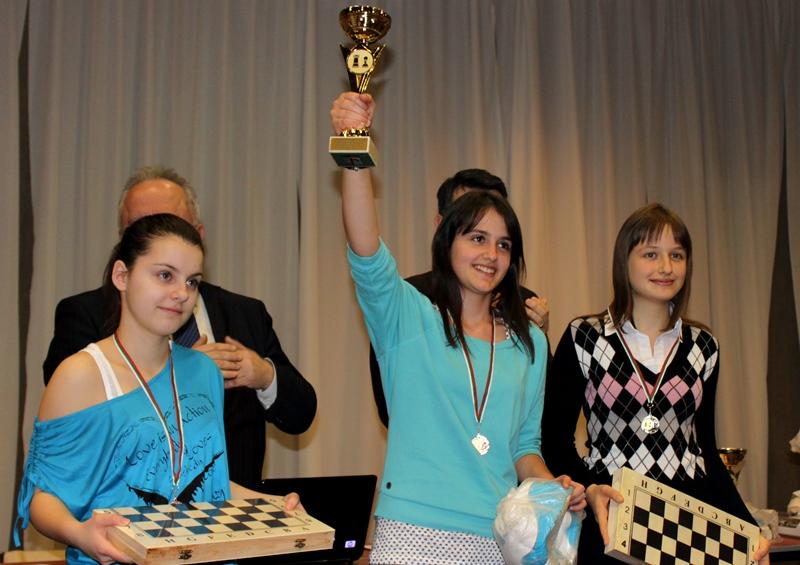 Симонета Иванова е шампион на България за шести път