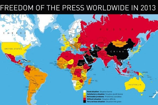 3 май – Световен ден на свободата на печата