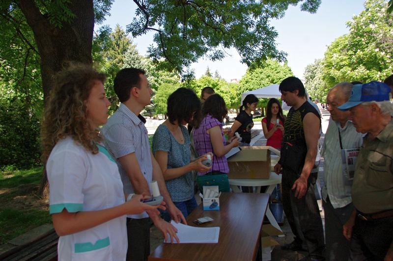 Всеки 10-ти българин боледува от бронхиална астма