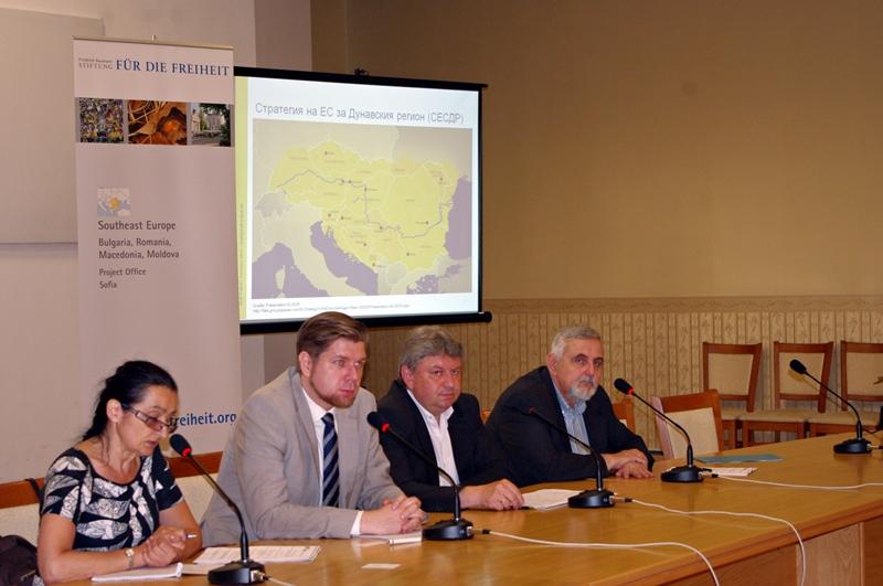 Дискутираха Стратегията на ЕС за Дунавския регион