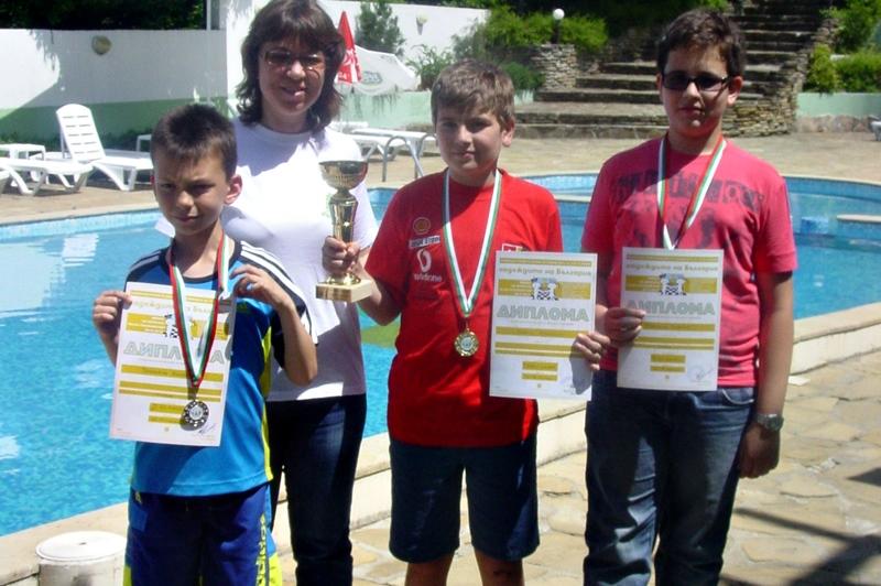 """Трима състезатели на СКШ """" Плевен 21″ на международния фестивал """"Надеждите на света"""""""