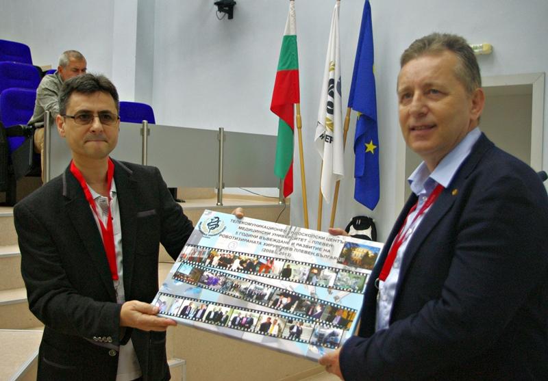 Форум на световно ниво в Медицински университет – Плевен
