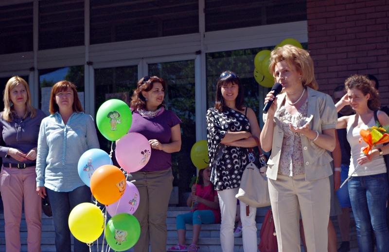 Над 200 деца събра ин витро център Плевен на традиционен детски празник