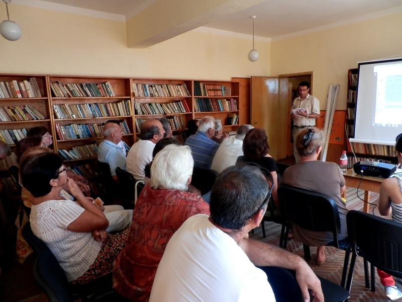 За ползата от инфо-центровете дискутираха в Долни Луковит