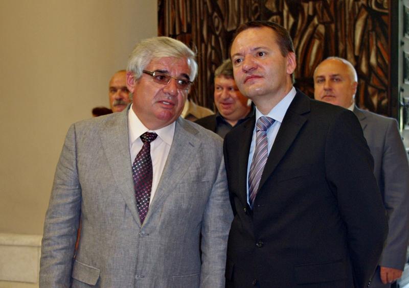 Румънският посланик бе на посещение в Плевен