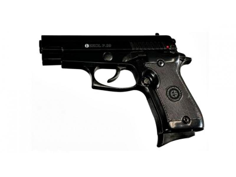 Намериха газов пистолет в дома на 53-годишен от Червен бряг
