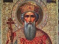 15 юли – Свети велик княз Владимир