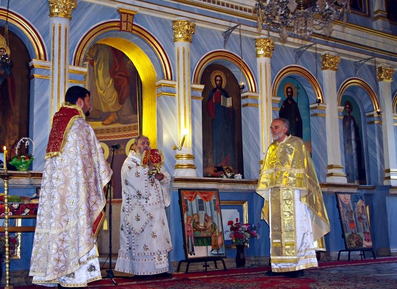 Благослов за плевенчани от митрополит Игнатий