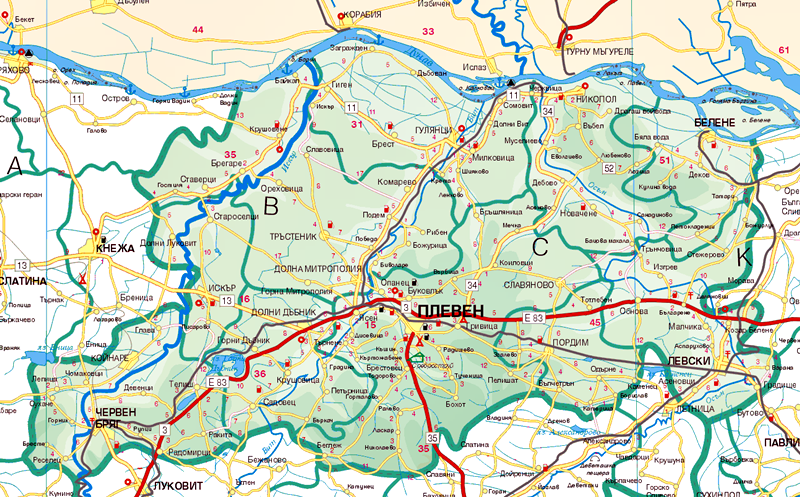 Плевенска област ще има пространствена схема