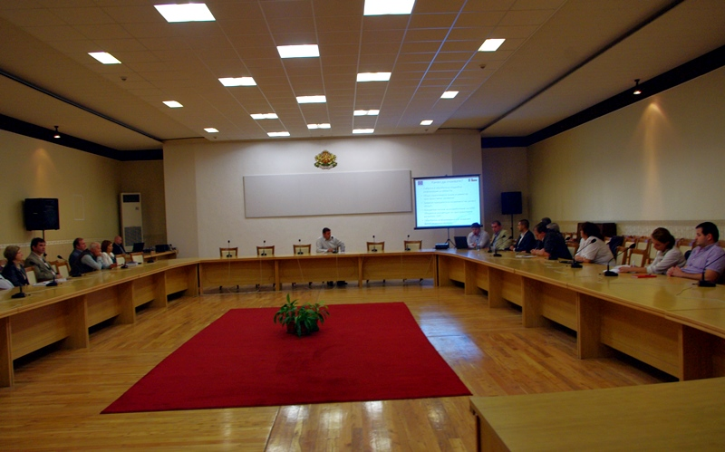Презентираха Проект за регионална схема за пространствено развитие на област Плевен
