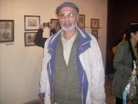 Хинко Хинков с изложба в Къщата на художниците в Плевен навръх Осми март