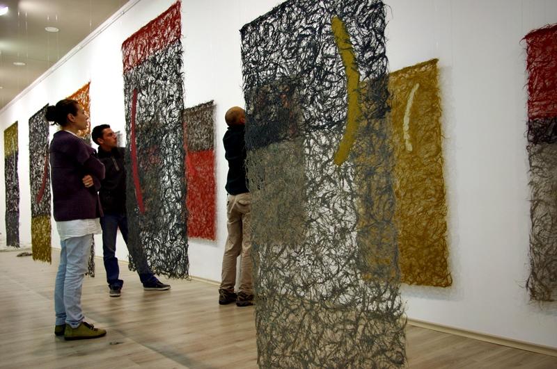 Нова атрактивна изложба в Арт-център Плевен