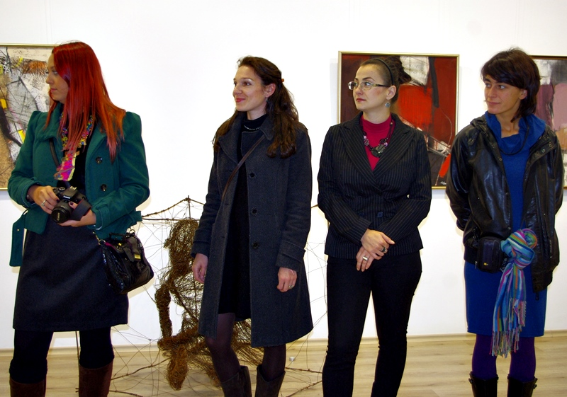 Визията на шестима млади творци за изкуството в Арт-център Плевен