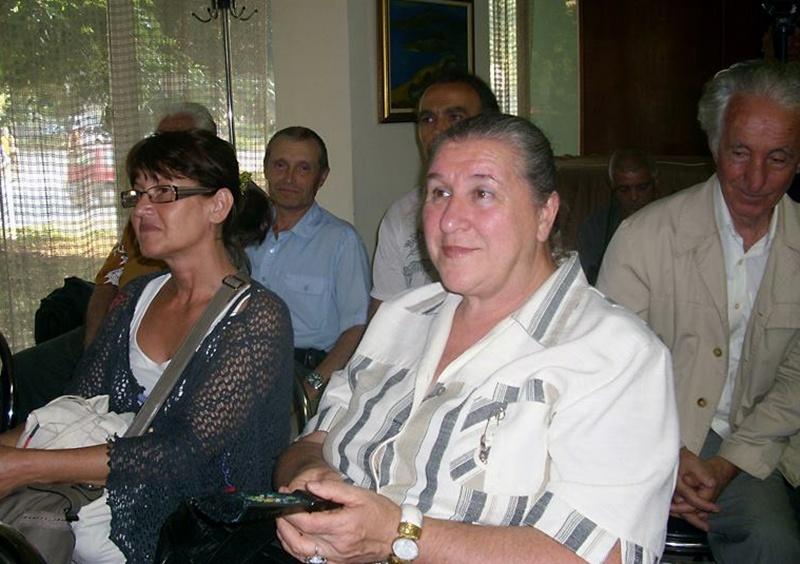 """Таня Любенова с премиера на """"И си отива август"""""""