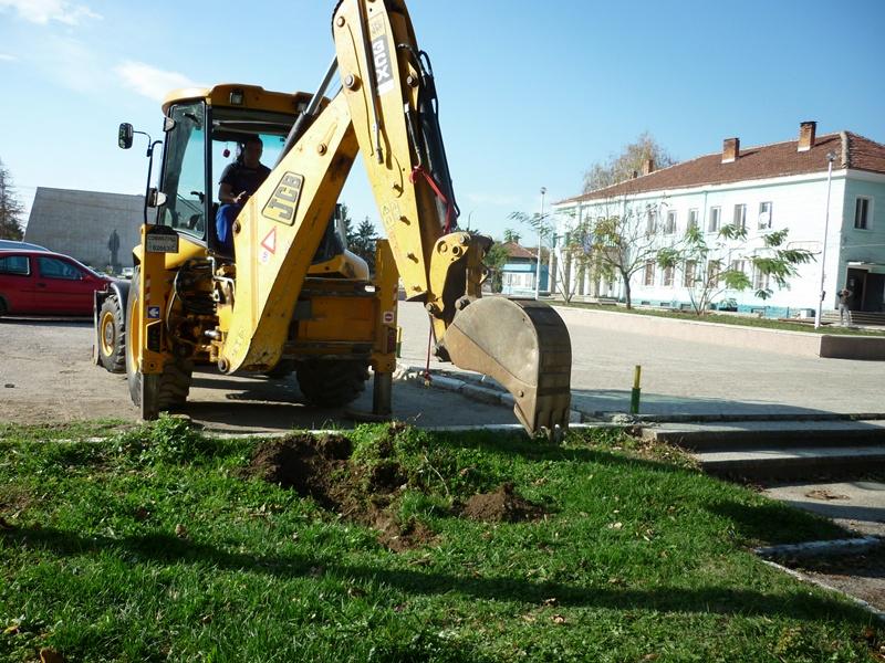 Започна подмяна на водопровода в Малчика