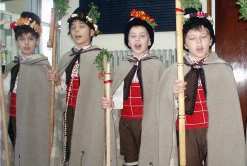 За трети път – Фестивал на коледарската песен в Телиш