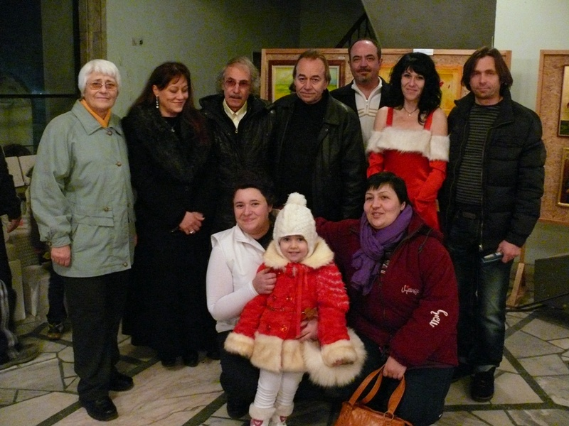 Изложба-базар откриха в Левски в навечерието на Коледа