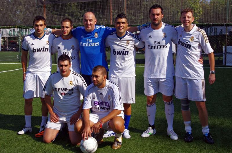 """Фенове на """"Реал"""", """"Манчестър Юнайтед"""" и """"Барса"""" ритат благотворително в Плевен"""