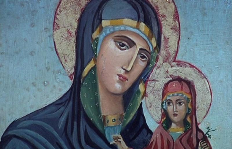 Днес Църквата почита Света Анна