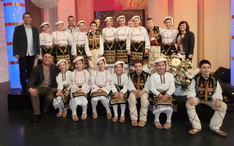 Гледайте младите танцьори от Тръстеник днес по БНТ!