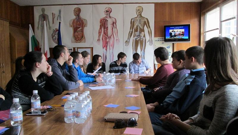 БМЧК – Плевен избра новото си областно ръководство