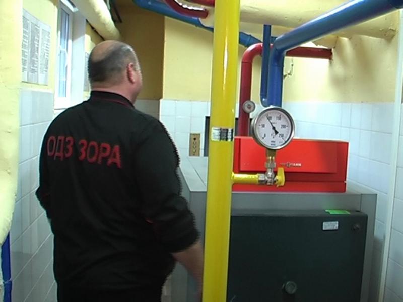 Всички училища и детски градини в Червен бряг – газифицирани!