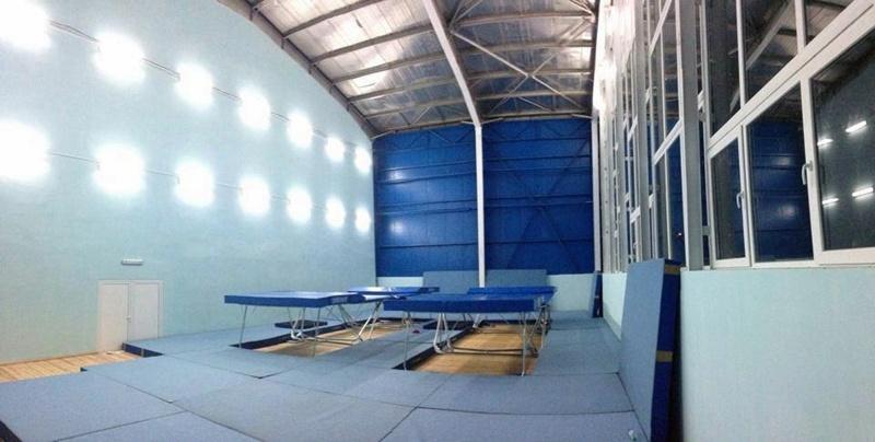 """Председателят на Федерацията по скокове на батут ще уважи церемонията по откриване на националната база в """"Балканстрой"""""""