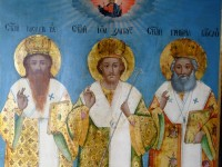 30 януари – Свети три светители