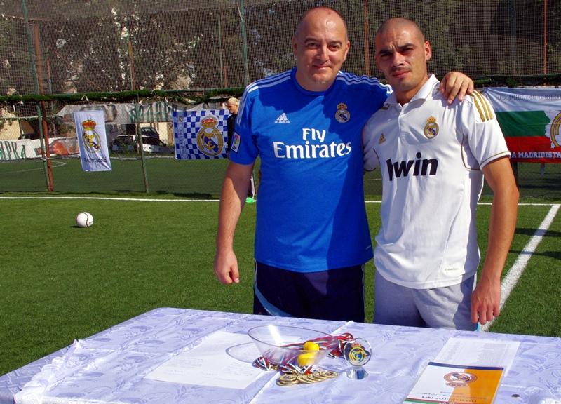 """Фенклубът на Реал Мадрид събира с акция всички почитатели на """"Белия балет""""!"""
