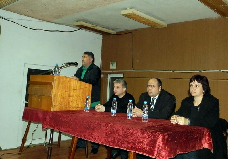 Пламен Тачев и Владислав Николов се срещнаха с членове и симпатизанти на ГЕРБ в Червен бряг