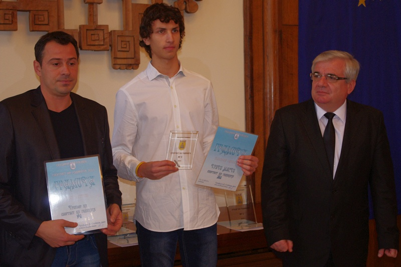 Плевен има бронзов медалист от Балканиадата в Истанбул!
