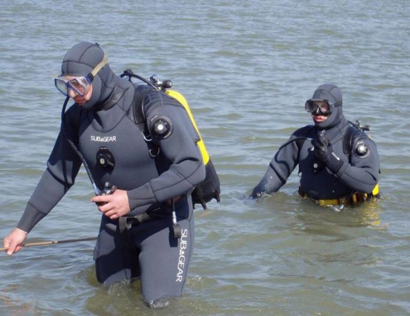 Лагерен сбор по водолазна подготовка се проведе в Белене