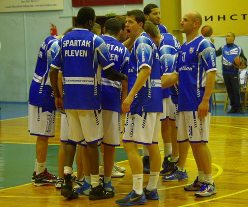 Спартаклии с тежка загуба в Ботевград