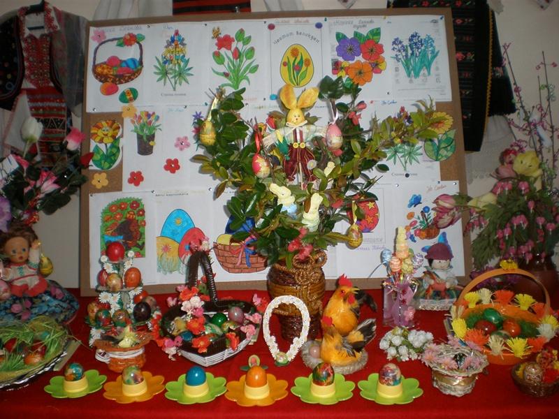 Пъстра Великденска изложба подредиха в Асеновци
