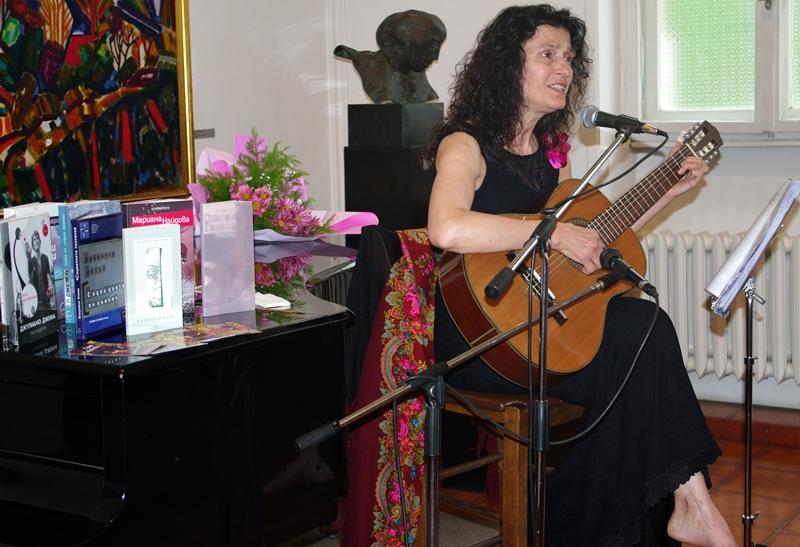 Саня Табакова с пореден концерт за ценители