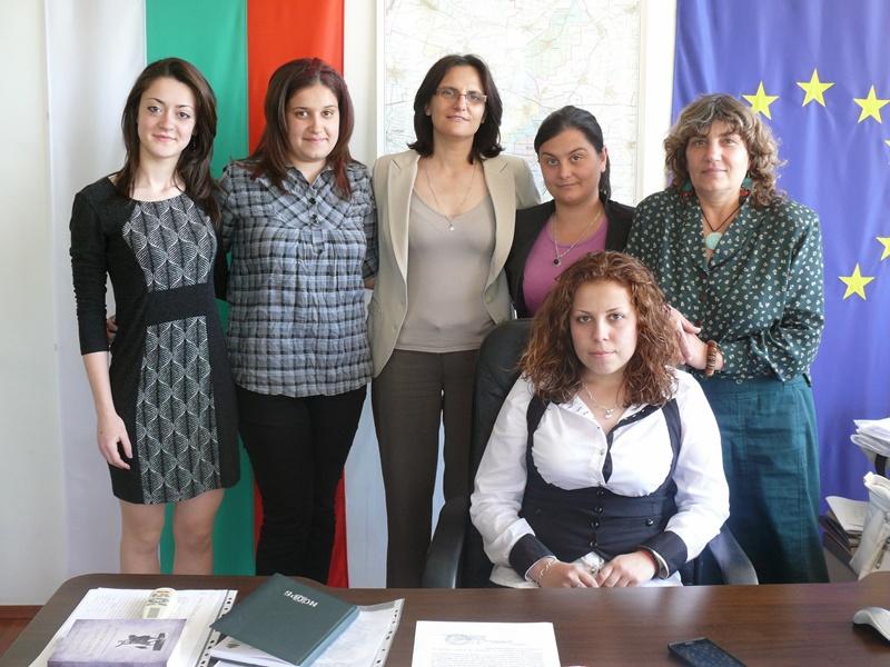 Нова кметица пое управлението на Левски в Деня на Европа