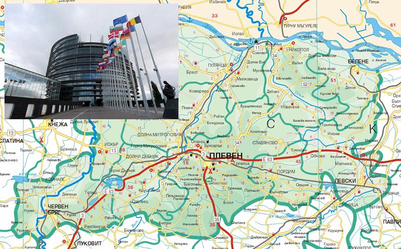 Официално: Кой колко спечели/загуби на евроизборите в Плевенско?