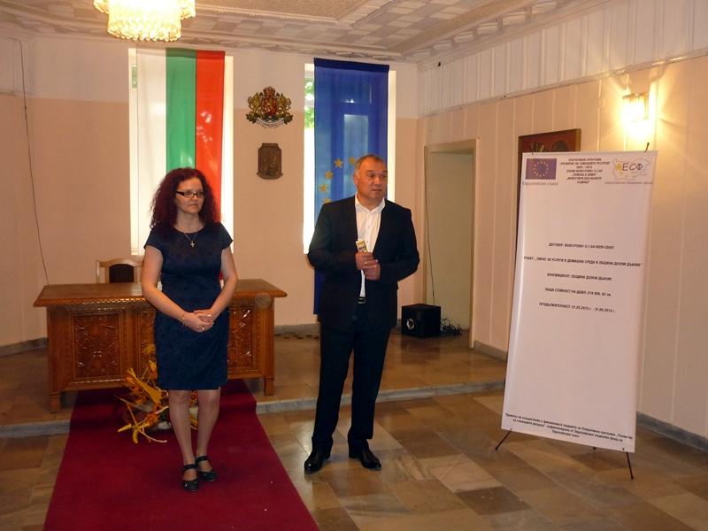 Община Долни Дъбник успешно реализира пореден евро-проект