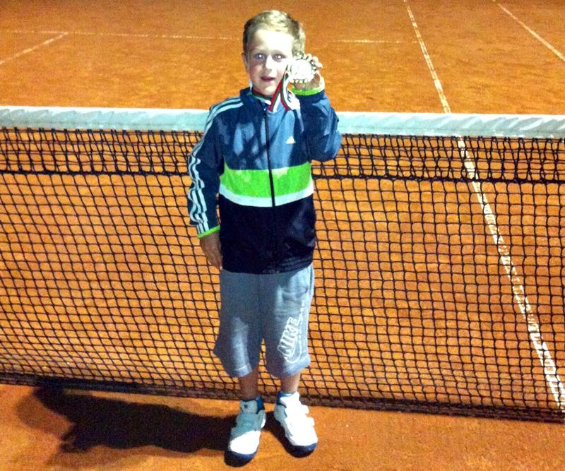 Нов приз за млада плевенска надежда в тениса
