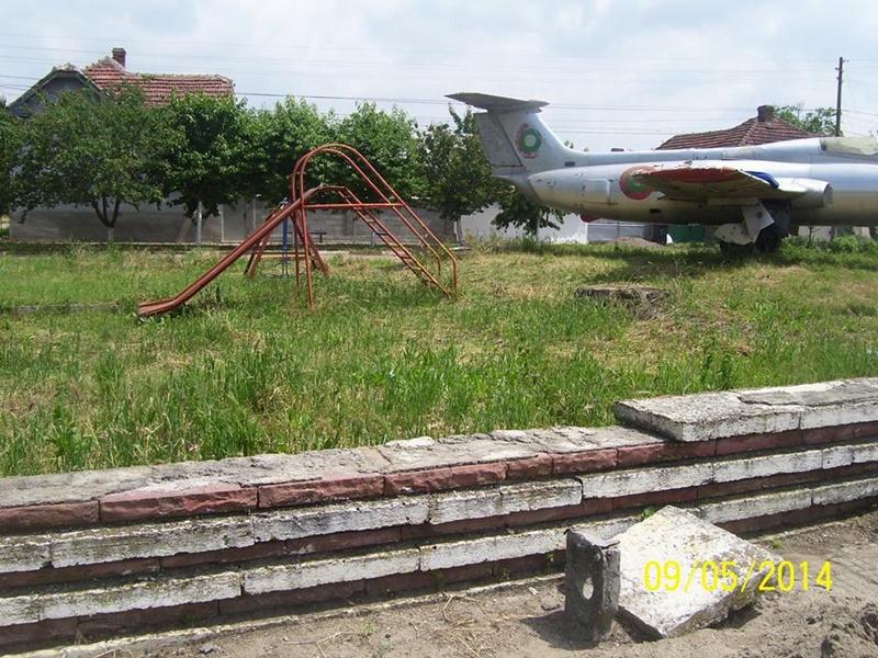 Реставриран паметник на загинали летци и парашутисти откриват в Крушовене