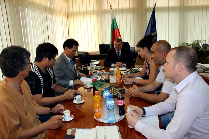 Завод за отглеждане на гъби ще има на територията на бившето военно поделение в Телиш