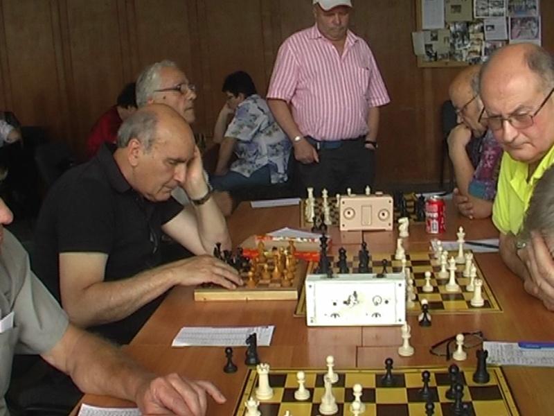 Държавно първенство по шах за сеньори и сеньорити се проведе в Червен бряг