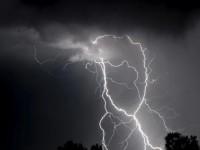 Жълт код за бури и градушки е в сила днес в област Плевен
